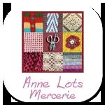AnneLot Mercerie a choisi Sarah Roussel pour l'aider à concevoir sa boutique en ligne