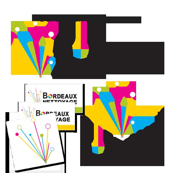 Création Logo pour Bordeaux Nettoyage.