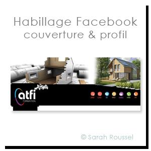 habillage facebook