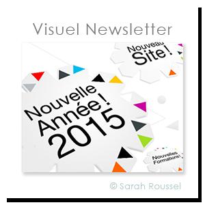 Création de visuel newsletter