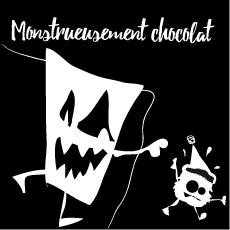 Et si le chocolat mangeait les monstres ?