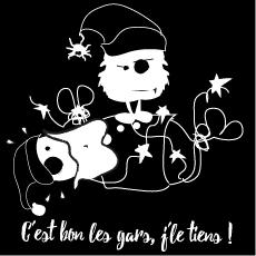 Kidnapping de Père Noël par MonMonstre