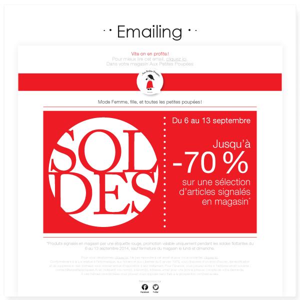 creation de visuels pour vos emailing entreprise