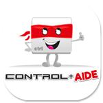 logo avec une touche de clavier