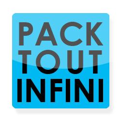 Pack Tout Infini