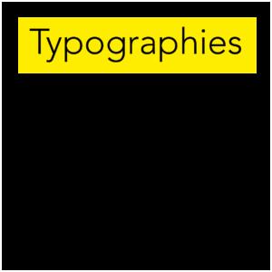 Savez-vous quelle typographie vous utilisez ?