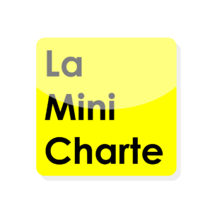 La mini-charte c'est un mini prix mais un premier pas vers l'infini
