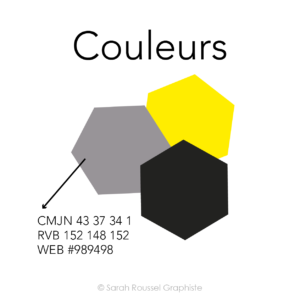 Savez-vous les couleurs qui composent votre logo et univers ?