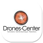 Création de supports de communication pour le salon du Drone