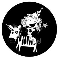 En savoir plus sur Sarah Roussel, graphiste à dos de licorne
