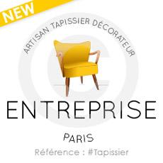 Logo pour artisan tapissier, référence #tapissier
