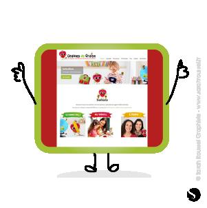 Création d'un site internet pour une agence de garde d'enfants à Sainte-Geneviève-des-Bois