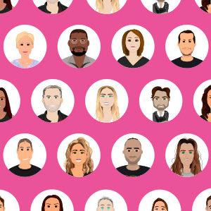 Création d'avatars personnalisés pour une entreprise