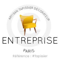Logo pour artisan tapissier à personnaliser