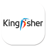 projets graphiques pour l'entreprise Kingfisher