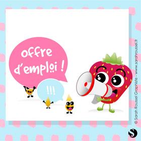 Graines de fraise recrute des baby-sitters en Essonne