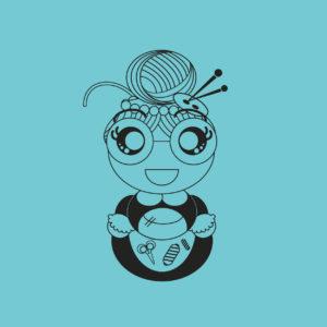 Logo pour boutique de mercerie