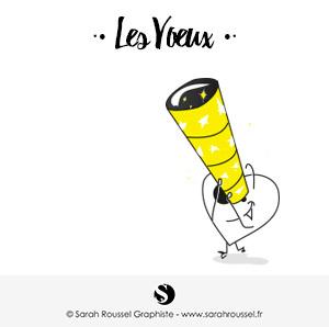 Création de visuel pour les Voeux de fin d'année en Essonne