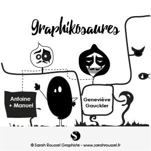 Influences graphismes Sarah Roussel