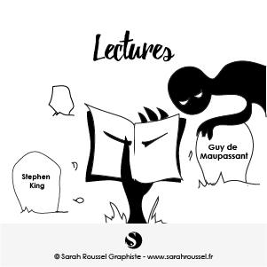 Influences lectures Sarah Roussel