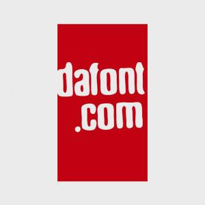 Dafont, le site de la typographie