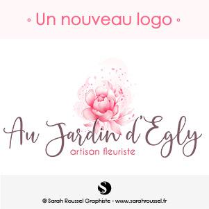 création d'un nouveau logo
